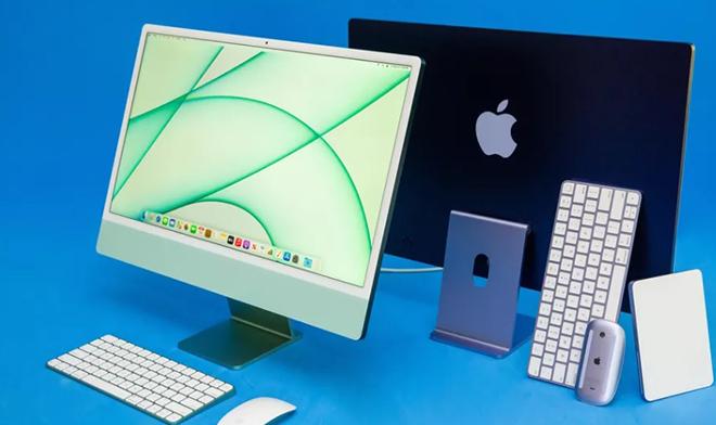 iMac 24 inch M1: Máy tính để bàn cho tất cả mọi người - 5