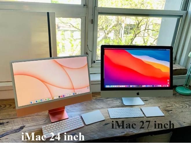 iMac 24 inch M1: Máy tính để bàn cho tất cả mọi người - 9