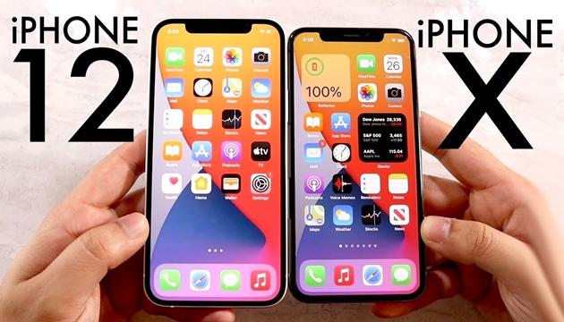 Cấu hình iPhone X chính thức và so sánh với iPhone 12 - 3