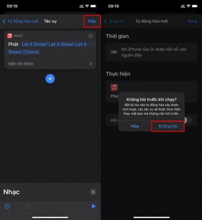 Mẹo đổi âm thanh báo khi cắm sạc iPhone - 5