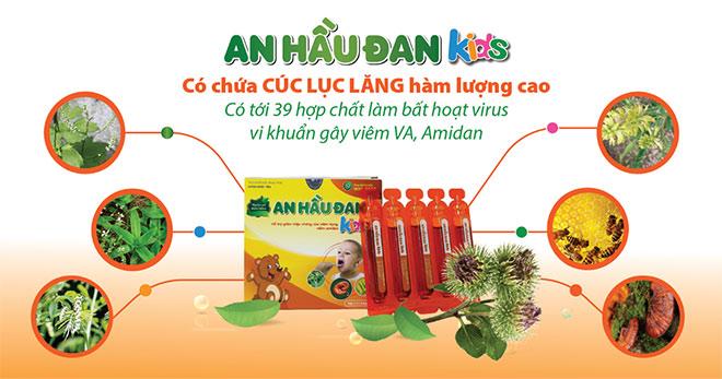 Cách giảm nhanh triệu chứng viêm amidan thường gặp ở trẻ em - 2