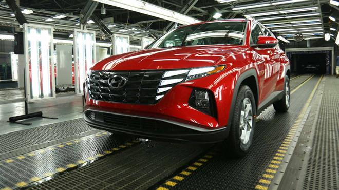 Thiếu hụt chip bán dẫn, nhiều hãng xe phải ngừng sản xuất - 5