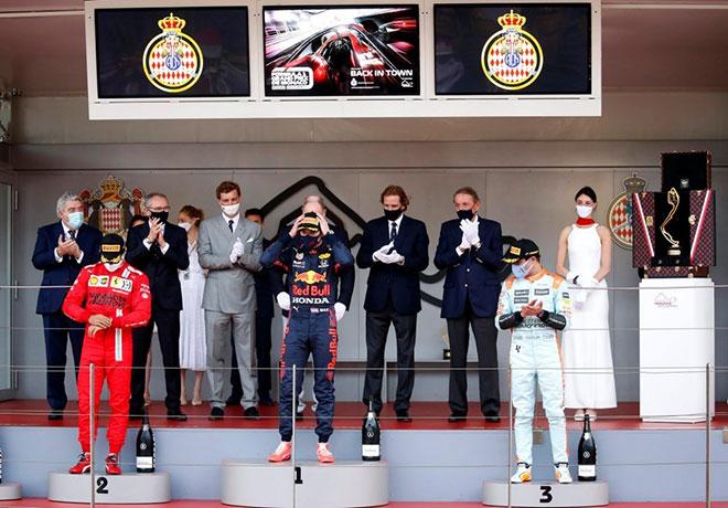 Đua xe F1, Monaco GP: Verstappen thắng thuyết phục, Mercedes thua thảm - 10