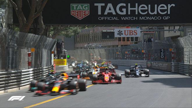 Đua xe F1, Monaco GP: Verstappen thắng thuyết phục, Mercedes thua thảm - 3