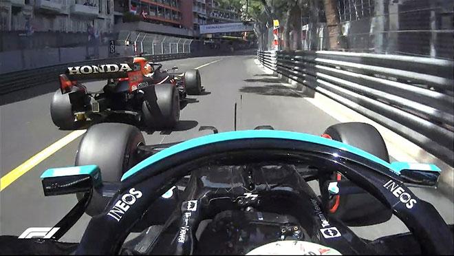 Đua xe F1, Monaco GP: Verstappen thắng thuyết phục, Mercedes thua thảm - 4