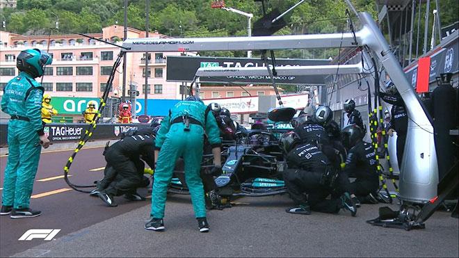 Đua xe F1, Monaco GP: Verstappen thắng thuyết phục, Mercedes thua thảm - 5