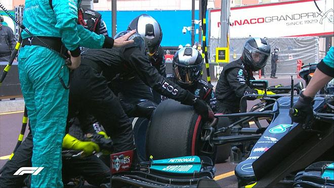 Đua xe F1, Monaco GP: Verstappen thắng thuyết phục, Mercedes thua thảm - 6