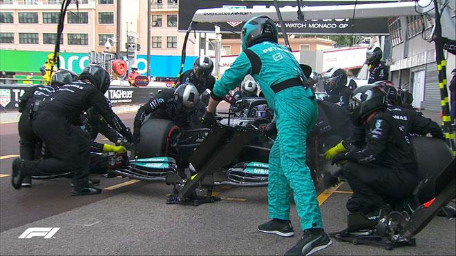 Đua xe F1, Monaco GP: Verstappen thắng thuyết phục, Mercedes thua thảm - 8