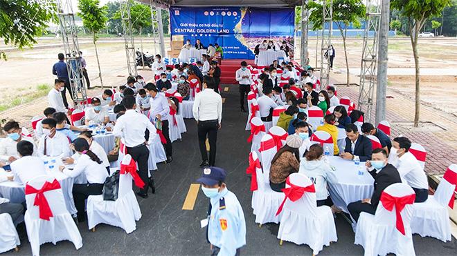Bất động sản Bàu Bàng thu hút nhà đầu tư cả nước - 2