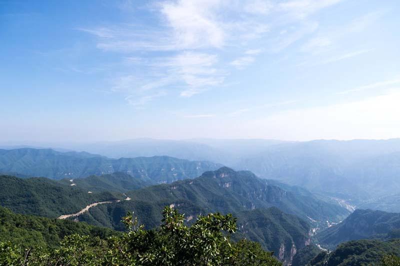 Làng cổ 1500 năm ẩn sâu trong núi ít ai biết tới ở  Trung Quốc - 1