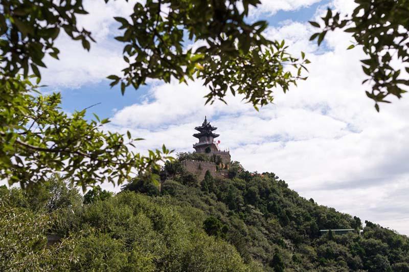 Làng cổ 1500 năm ẩn sâu trong núi ít ai biết tới ở  Trung Quốc - 3
