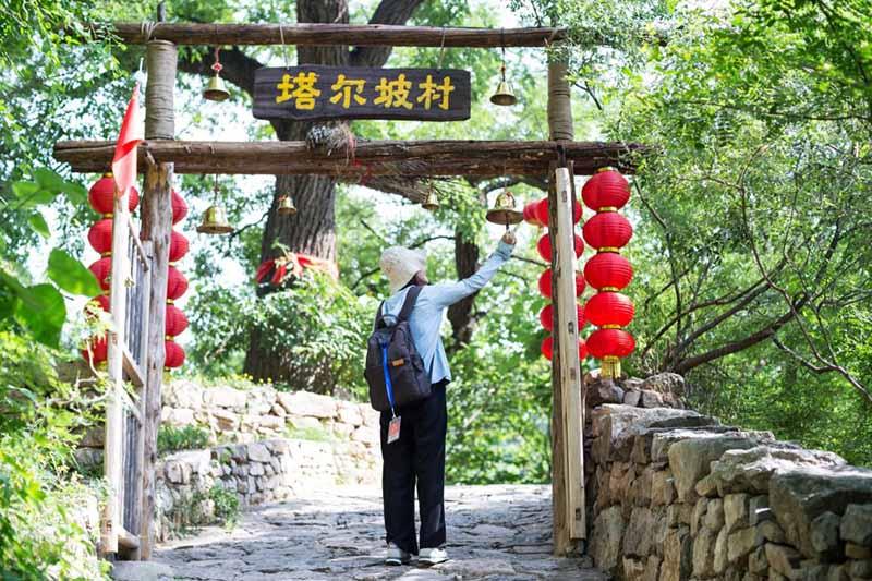 Làng cổ 1500 năm ẩn sâu trong núi ít ai biết tới ở  Trung Quốc - 4