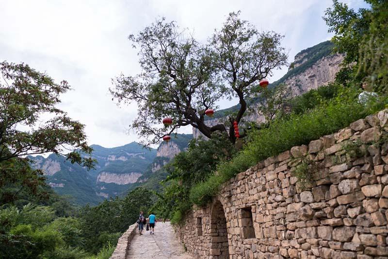 Làng cổ 1500 năm ẩn sâu trong núi ít ai biết tới ở  Trung Quốc - 5
