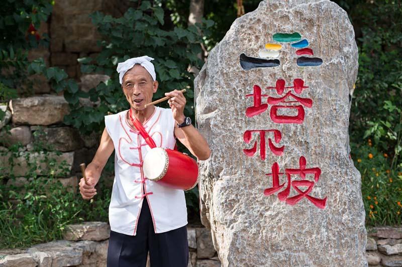 Làng cổ 1500 năm ẩn sâu trong núi ít ai biết tới ở  Trung Quốc - 10