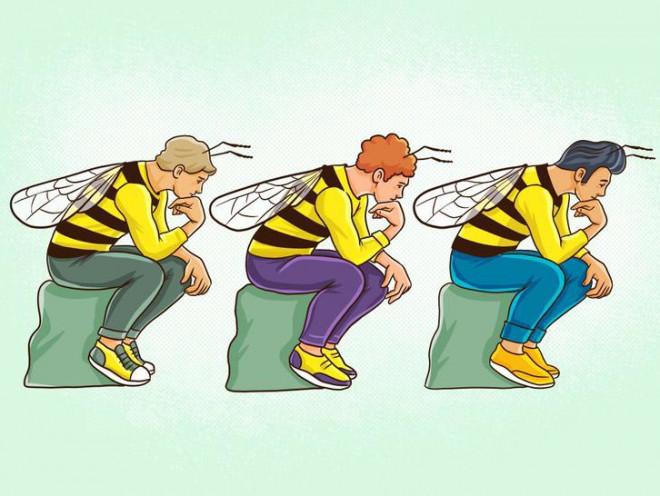 Khi phải đối mặt với khó khăn, hãy suy nghĩ như một con ong - 4