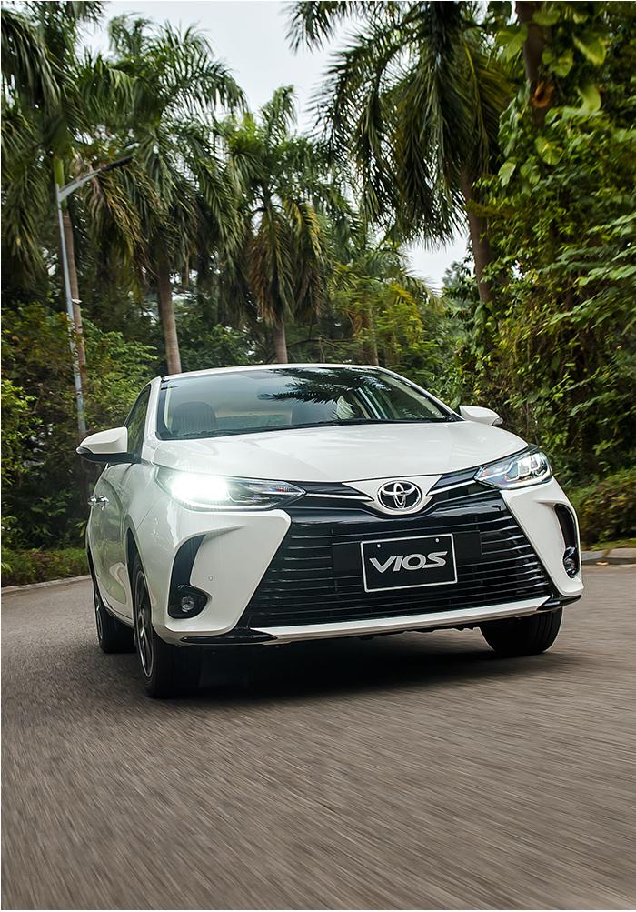 Vì sao nhân viên văn phòng lại chọn Toyota Vios 2021 - 9
