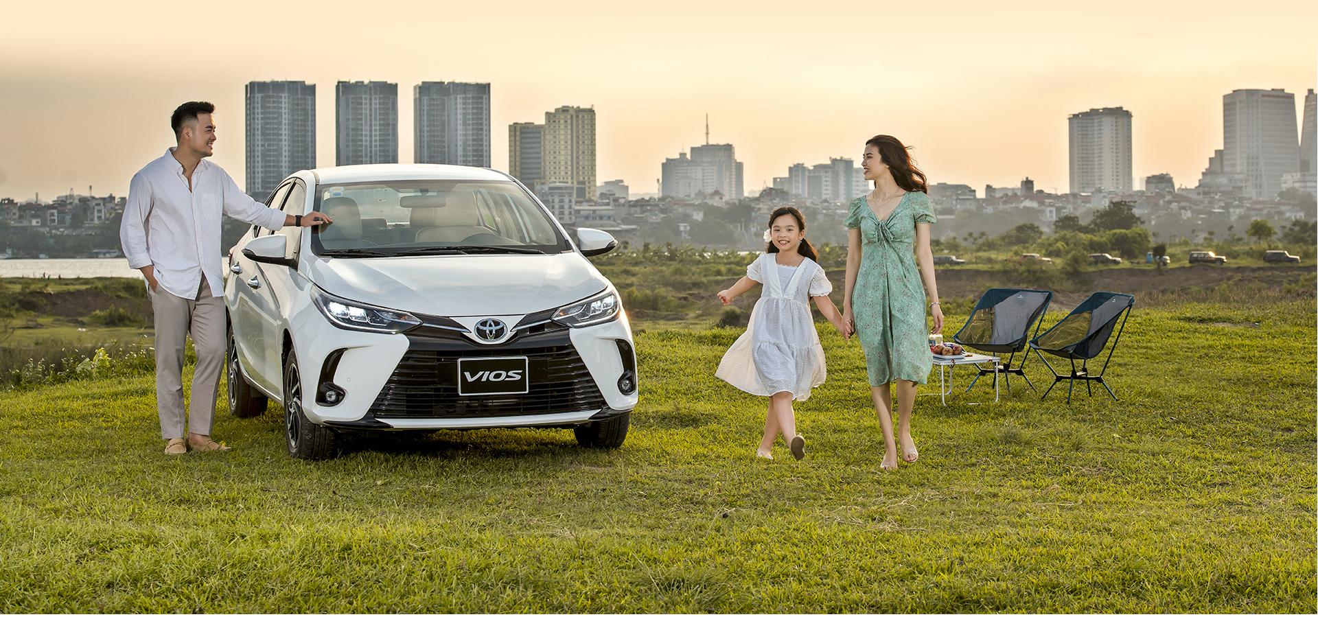 Vì sao nhân viên văn phòng lại chọn Toyota Vios 2021 - 12