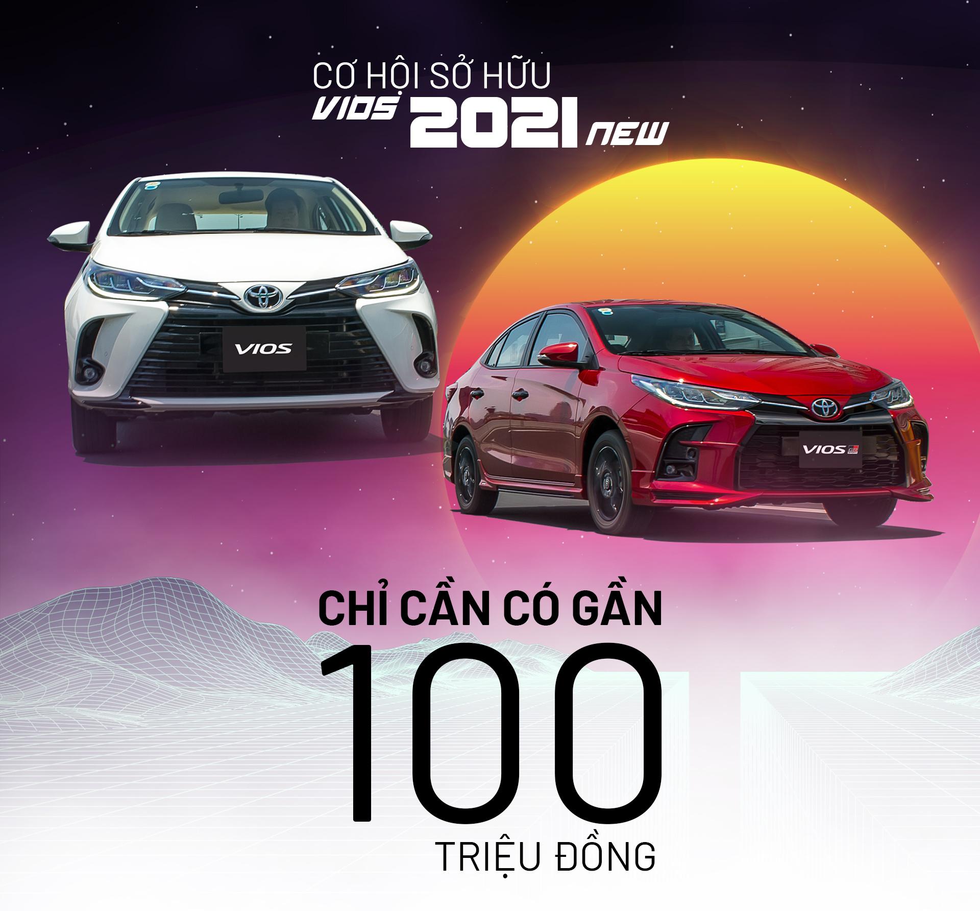 Vì sao nhân viên văn phòng lại chọn Toyota Vios 2021 - 25