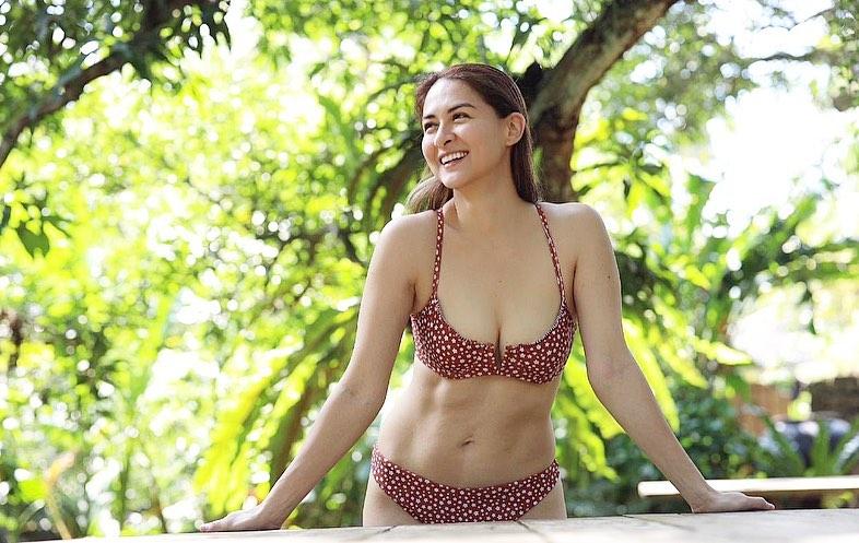 """""""Người đàn bà đẹp nhất Philippines"""" ngày càng quyến rũ nhờ chống đẩy cùng chồng - hình ảnh 3"""
