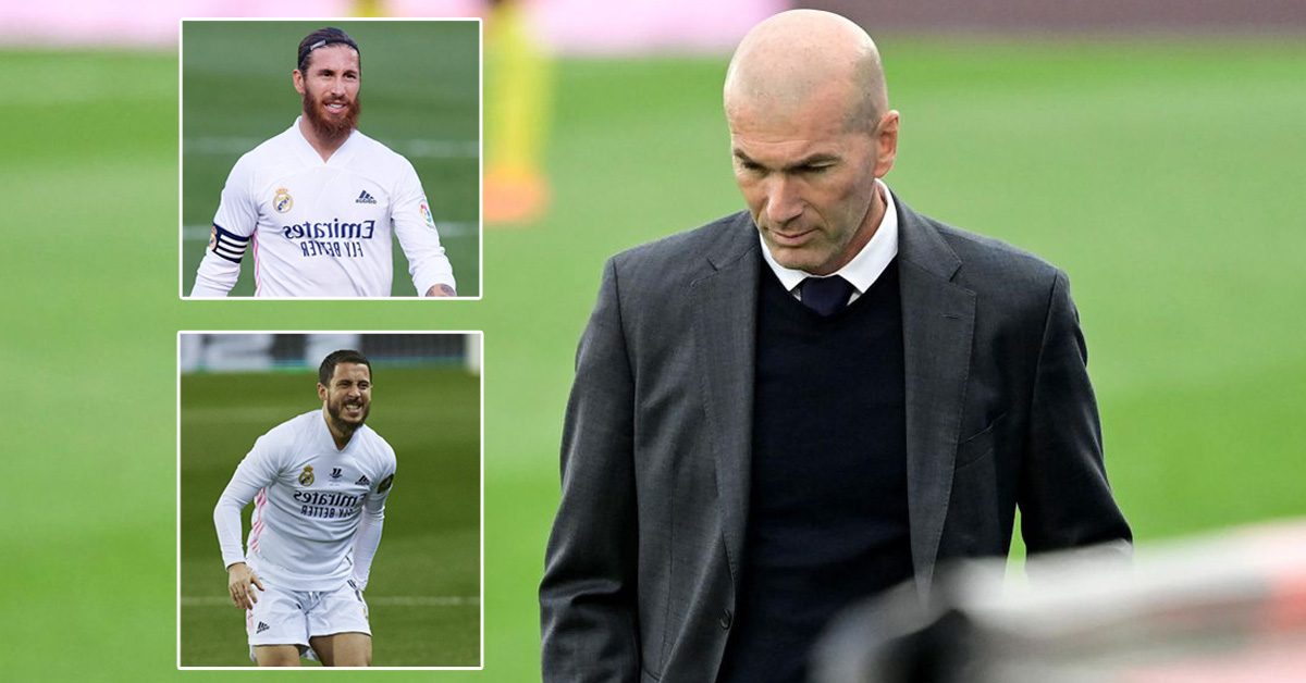 """Real Madrid """"toang"""" với 69 ca chấn thương, á quân La Liga xứng đáng là kỳ tích"""