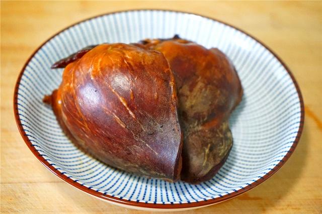 Cách làm món salad tim heo dưa chuột xua tan cái nóng ngày hè oi ả - 7