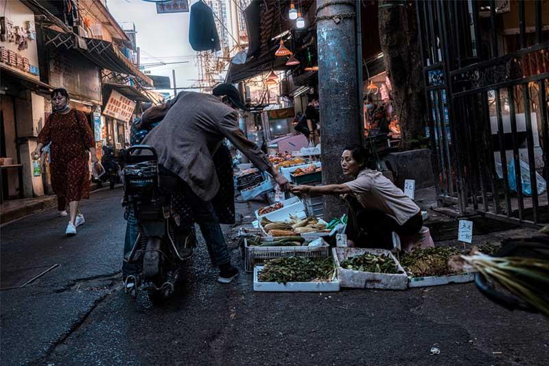 Con phố cổ giữa trung tâm Vũ Hán, khung cảnh bình dị hiếm hoi còn sót lại - hình ảnh 2