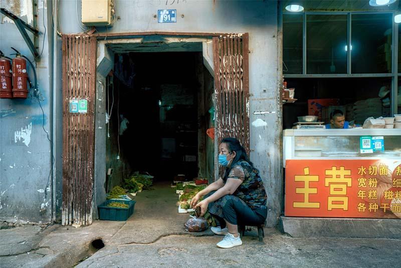Con phố cổ giữa trung tâm Vũ Hán, khung cảnh bình dị hiếm hoi còn sót lại - hình ảnh 4