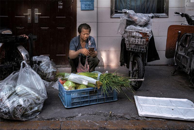 Con phố cổ giữa trung tâm Vũ Hán, khung cảnh bình dị hiếm hoi còn sót lại - hình ảnh 6