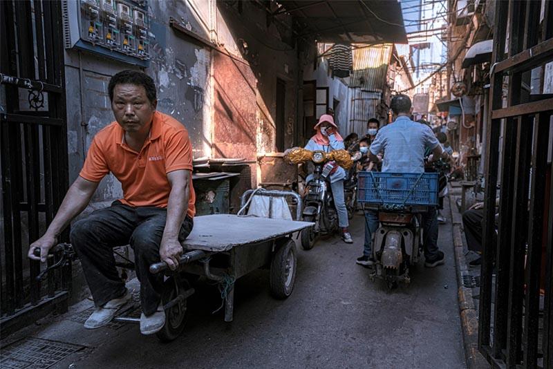 Con phố cổ giữa trung tâm Vũ Hán, khung cảnh bình dị hiếm hoi còn sót lại - hình ảnh 8