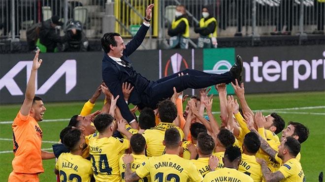 """HLV Emery hạ MU, 4 lần vô địch Europa League dễ """"lên đời"""" cùng Real Madrid - 1"""
