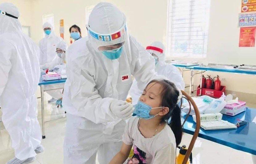 Bắc Ninh thêm 66 trường hợp dương tính với SARS-CoV-2, 9 bệnh nhân phải thở máy - hình ảnh 1