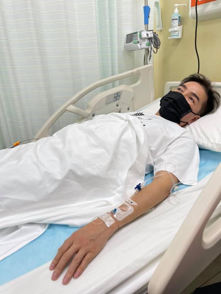 Đàm Vĩnh Hưng bất ngờ nhập viện sau ồn ào quyên góp từ thiện - hình ảnh 2