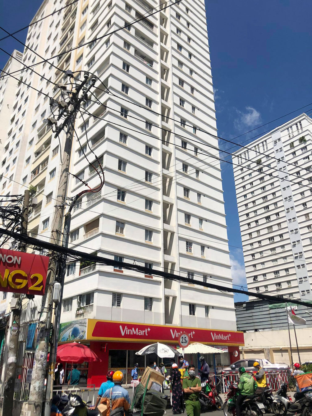 TP.HCM: Phong tỏa bệnh viện quận Tân Phú - hình ảnh 11