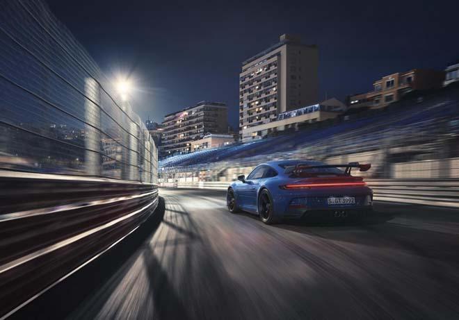 Porsche 911 GT3 2022 ra mắt, chào giá các đại gia từ 13,2 tỷ đồng - 3