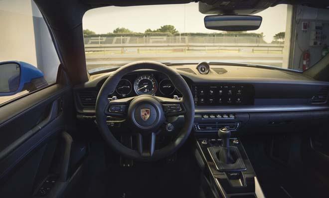 Porsche 911 GT3 2022 ra mắt, chào giá các đại gia từ 13,2 tỷ đồng - 6