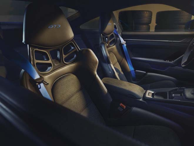 Porsche 911 GT3 2022 ra mắt, chào giá các đại gia từ 13,2 tỷ đồng - 7