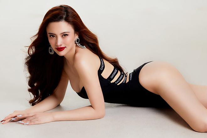 """Thiên thần """"Miranda Kerr của Việt Nam"""" khoe trọn ba vòng nóng bỏng - hình ảnh 2"""