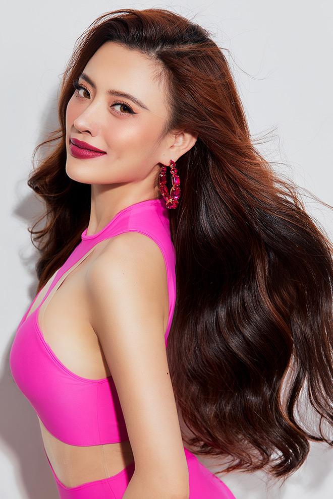 """Thiên thần """"Miranda Kerr của Việt Nam"""" khoe trọn ba vòng nóng bỏng - hình ảnh 3"""