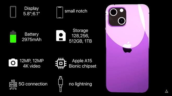 """iPhone 13 lại """"gây thương nhớ"""" trong video concept mới - 1"""