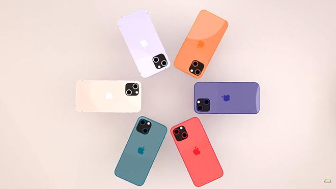 """iPhone 13 lại """"gây thương nhớ"""" trong video concept mới - 3"""