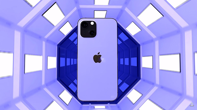 """iPhone 13 lại """"gây thương nhớ"""" trong video concept mới - 4"""