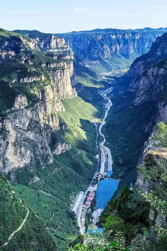 10 hẻm núi kỳ vĩ của Trung Quốc, xứng danh kiệt tác của tạo hóa - hình ảnh 8