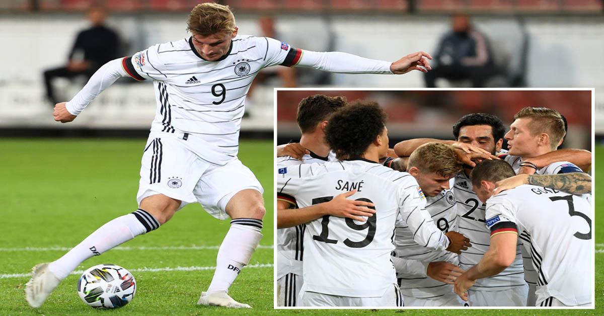 """Soi đội HOT nhất EURO: """"Cỗ xe tăng"""" Đức liệu có vô địch với """"chân gỗ"""" Timo Werner?"""