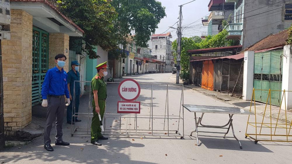Bắc Giang thêm 173 ca dương tính với SARS-CoV-2, tiếp tục giãn cách xã hội 1 huyện - hình ảnh 1