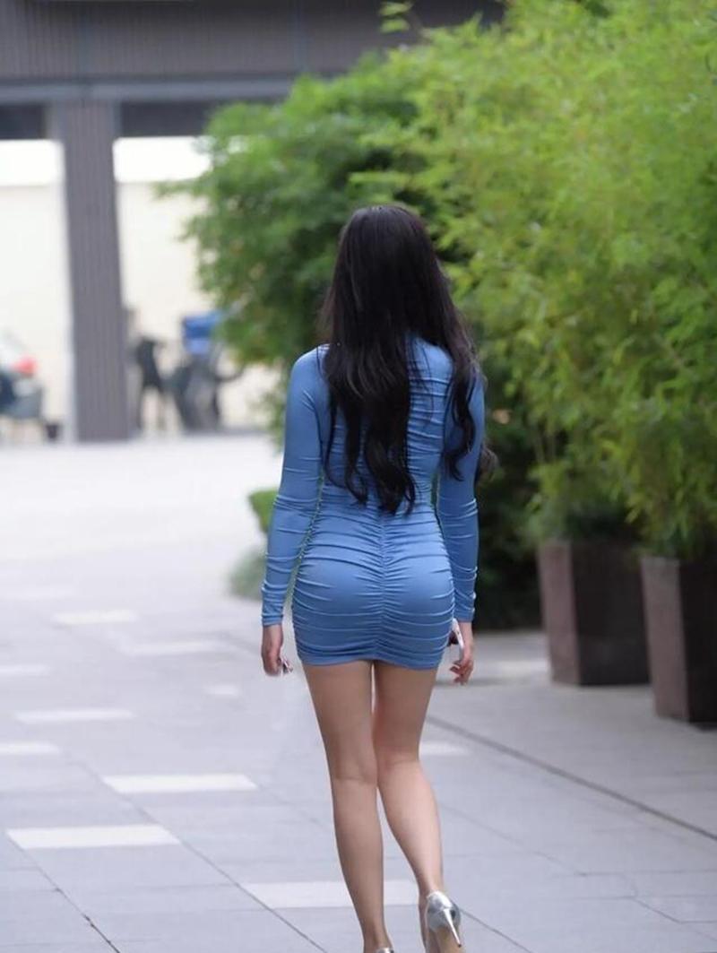 Mỹ nữ có vòng 3 trái đào nổi bật giữa rặng tre nhờ váy Quỳnh Búp Bê - hình ảnh 6