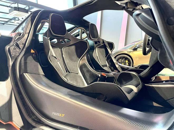 Siêu xe đình đám McLaren 765LT thứ 3 về Việt Nam với tùy chọn đắt đỏ - 5