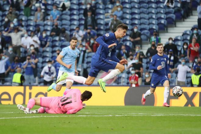 """Kết quả bóng đá Cúp C1, Man City - Chelsea: """"Bom tấn"""" tỏa sáng, chiến công rực rỡ - 1"""