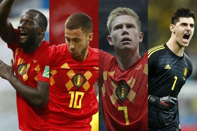 """Soi đội HOT nhất EURO: ĐT Bỉ số 1 thế giới & cơ hội cuối cho """"Thế hệ vàng"""" - 1"""