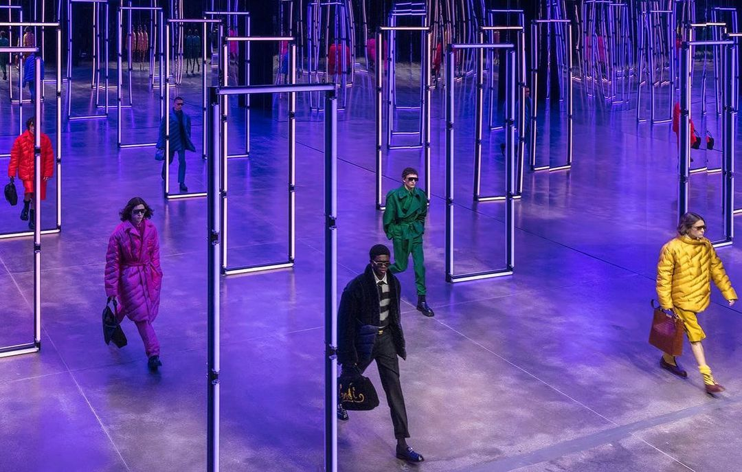 Thời trang thực tế trở lại với Tuần lễ thời trang nam Milan xuân/hè 2022 - hình ảnh 1