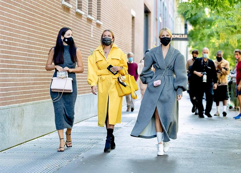 Thời trang thực tế trở lại với Tuần lễ thời trang nam Milan xuân/hè 2022 - hình ảnh 5
